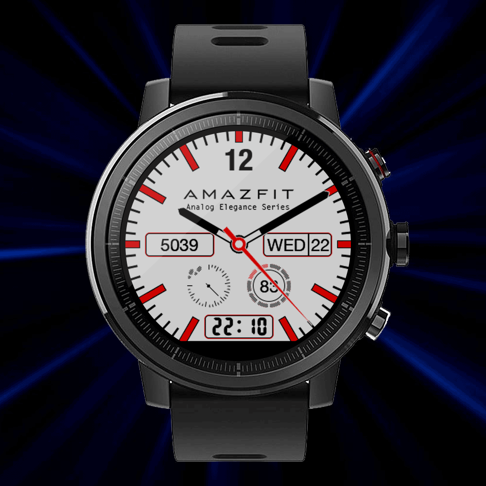 Amazfit Stratos Watch-Faces | Analogs