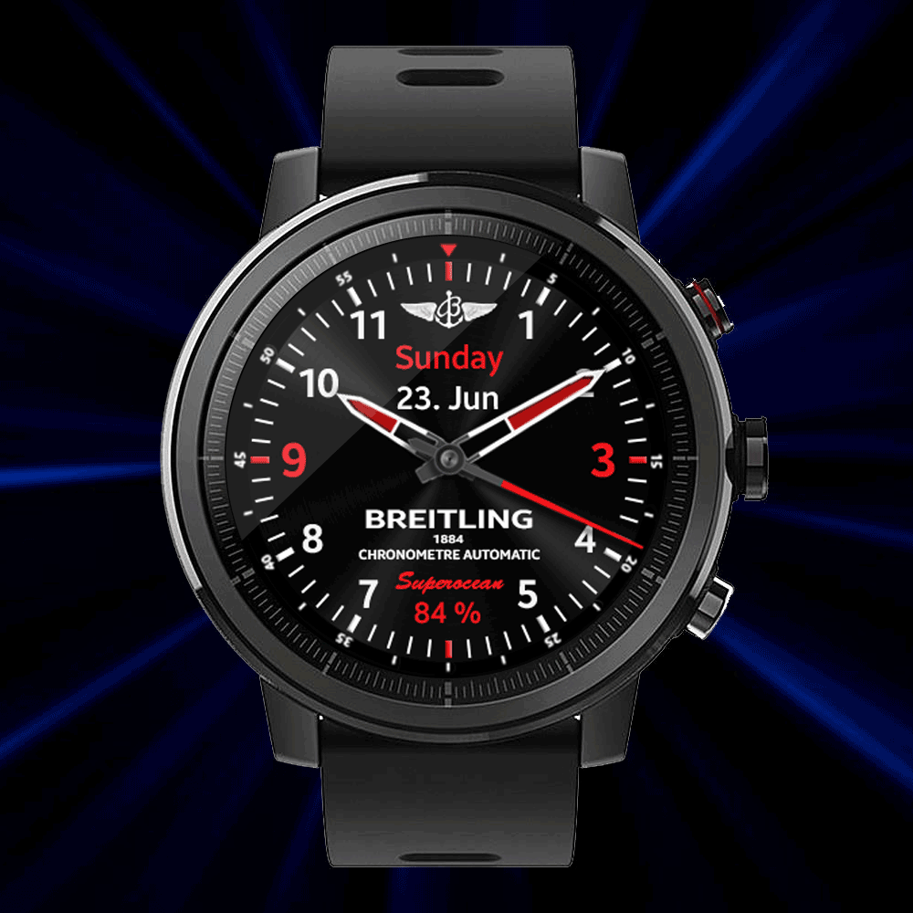 Amazfit Stratos Watch-Faces | Marek Zima