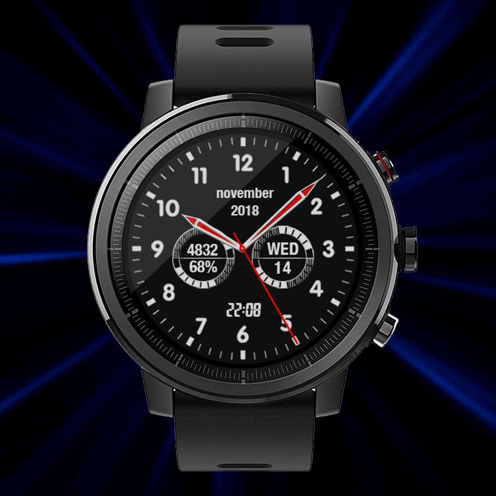 Amazfit Stratos Watch-Faces | Marek Zima